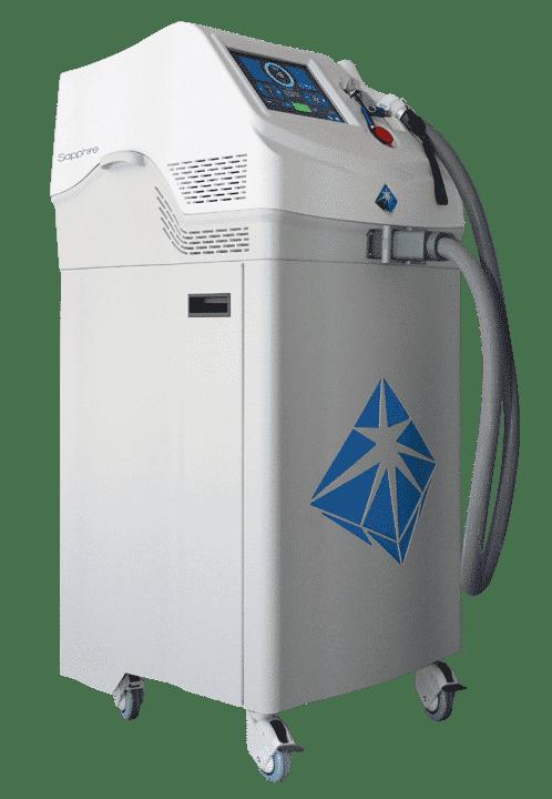 Sapphire MED SHR Laser LS1200 zur dauerhaften SHR Diodenlaser Haarentfernung Header