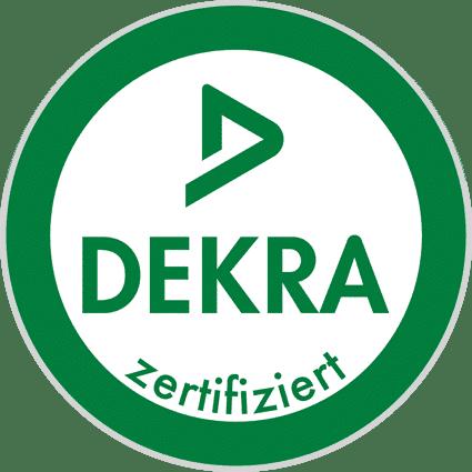 Logo Icon Dekra Zertifizierung