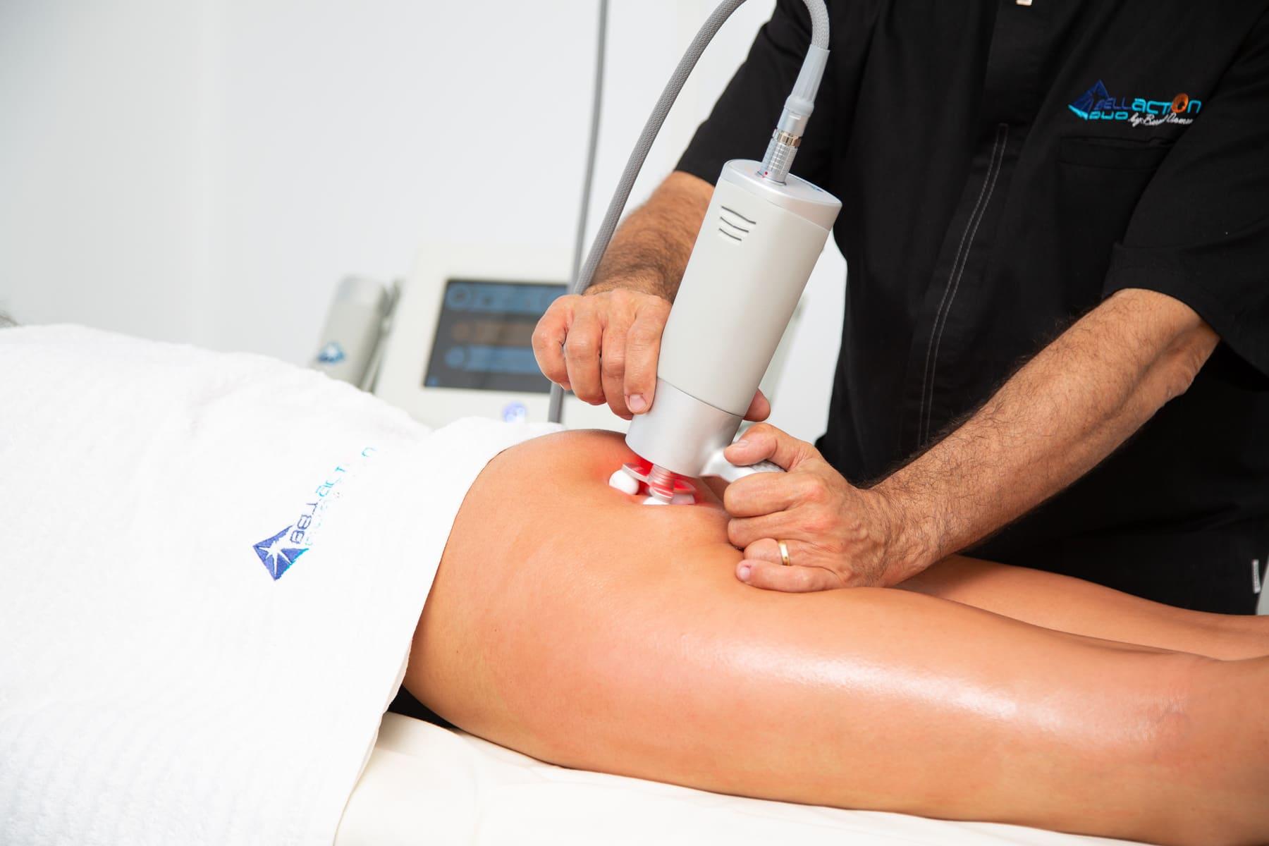 Bellaction Duo Behandlung Anti Cellulite Body Contouring