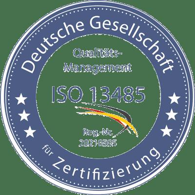 WELLCOTEC Germany - Medizinprodukte-Zertifizierung - ISO 13485